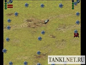 Игры танки на двоих